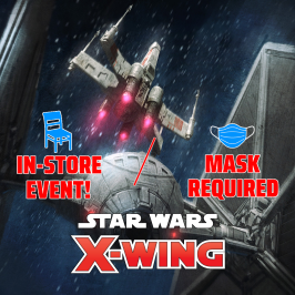 Star Wars: X-wing The Miniatures Game Night