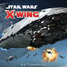 X-wing Tournament December