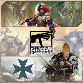 Warhammer Night At Gamescape