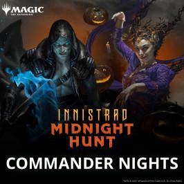 Innistrad: Midnight Hunt Commander Night