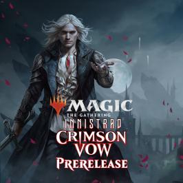 MTG Innistrad: Crimson Vow In-Store Prerelease