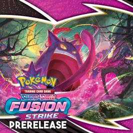 Pokémon Fusion Strike Prerelease