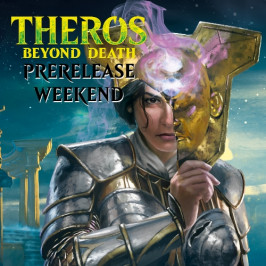 Theros Beyond Death Prerelease - Friday 5pm