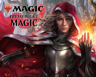 Magic The Gathering: Friday Night Magic Draft