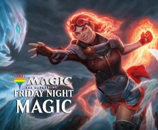 Magic The Gathering: Friday Night Magic Draft