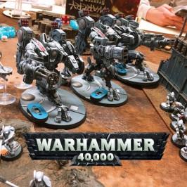 Warhammer Night