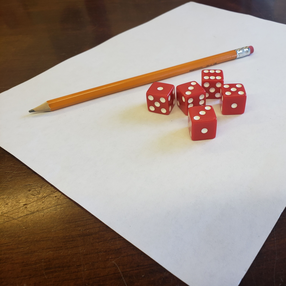 Roll & Write Games